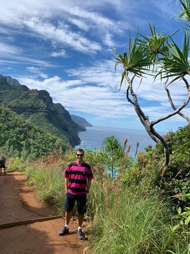 Na Pali Coast Havaj
